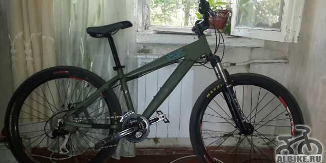 Продаю велосипед фирмы KHS серия DJ50