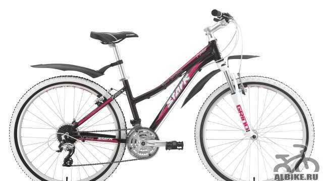 Новый женский велосипед Stark Router Lady
