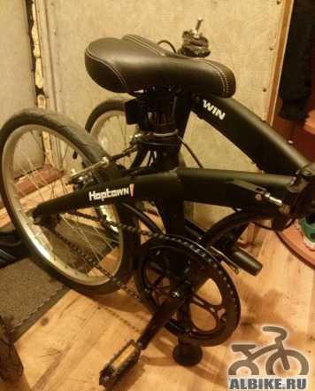 "Велосипед складной B""twin hoptown 1"