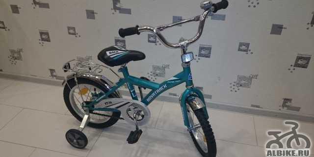 """Детский велосипед 14"""" от 3 лет (новый)"""