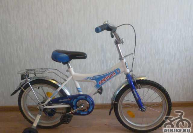 Велосипед детский (Россия)