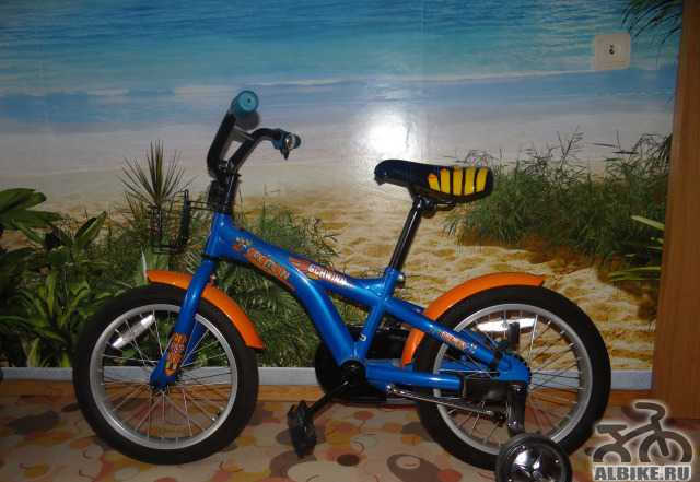 Детский фирменный велосипед Scwinn Gremlin