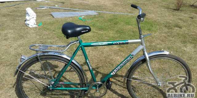 Дорожный велосипед велс ласточка