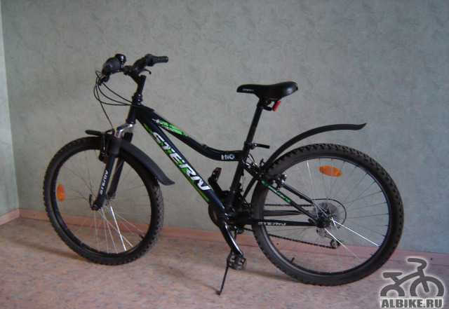 Велосипед Stern Attack 24 (рост до 165 см)