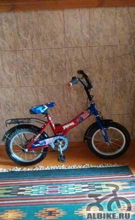 4-х колесный детский велосипед