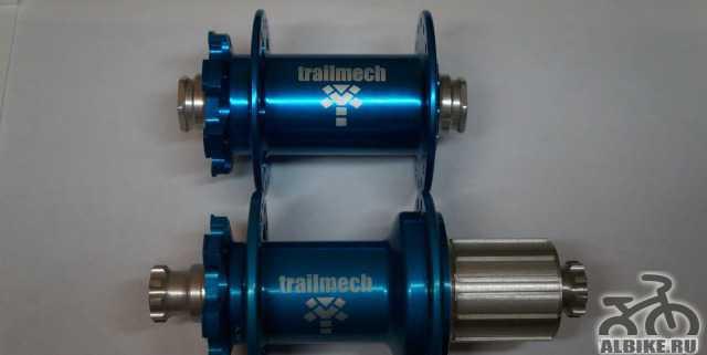 Продам гоночные втулки Trailmech