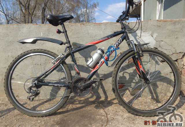Горный велосипед stern dynamic 2.0