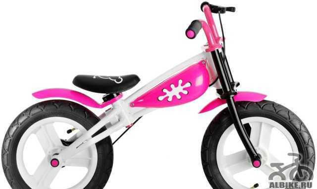 Код товара 14317 обучающий велик для детей с колес