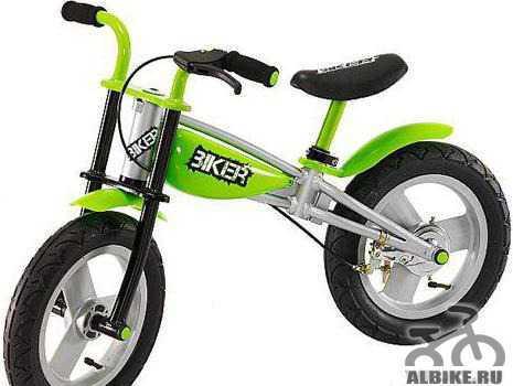 Код товара 45725 обучающий велик для детей с колес