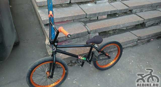 Продам BMX из дорогих запчастей