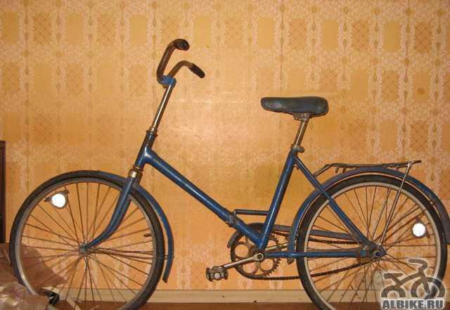 Велосипед Салют (взрослый)