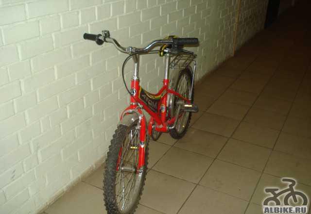 Детский велосипед Атом Матрикс