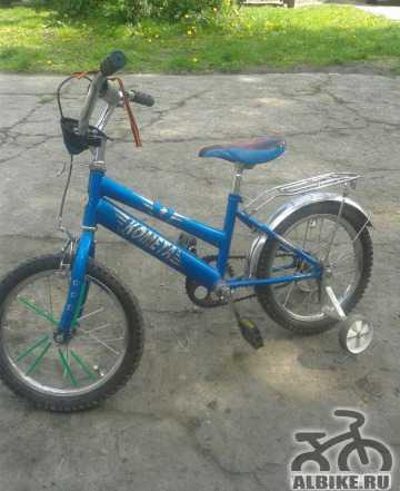 """Детский велосипед """"Комета """""""