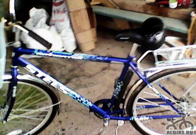 Продам велосипед или меняю