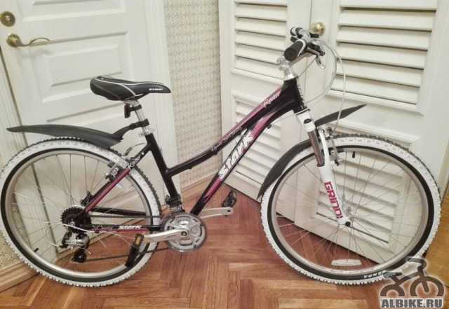 Горный женский велосипед Stark Router Lady