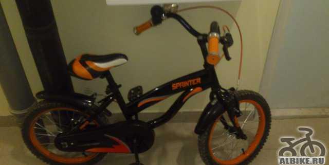 Велосипед детский Спринтер
