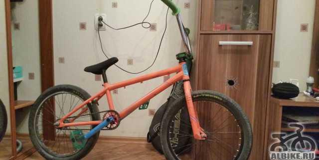 Продам BMX или обменяю на скутер