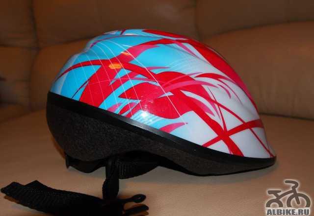Детский велосипедный шлем 2-6 лет - Фото #1