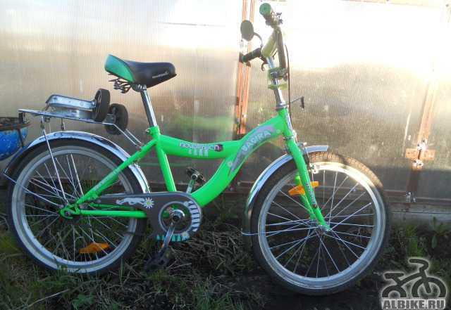 """Велосипед детский """"novatrack bagira 16"""""""