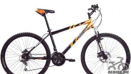 Велосипед Блак One Onix