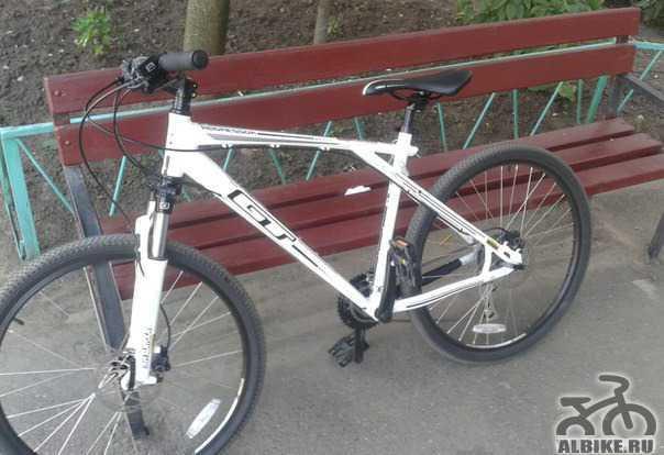 Велосипед GT aggressor 1.0 продаю. (с подсветкой)