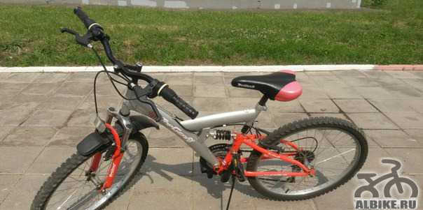 Велосипед Top Гир Неон 120