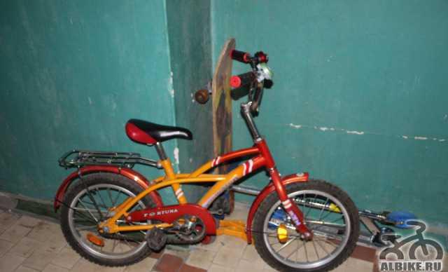 "Детский велосипед ""Навигатор"" б/у"