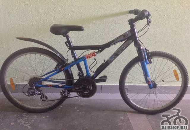 Эксклюзивный на данный момент велосипед Btwin