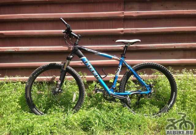 Продаю горный велосипед трек 4900 или меняю