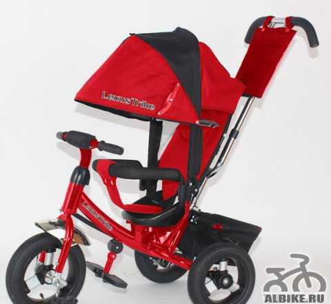Велосипеды Лексус с надувными колесами
