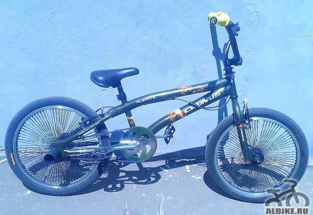 Новый BMX
