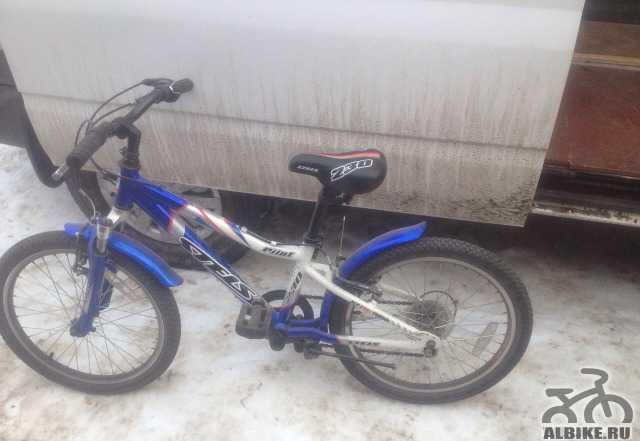 Продам подростковый велосипед Slels