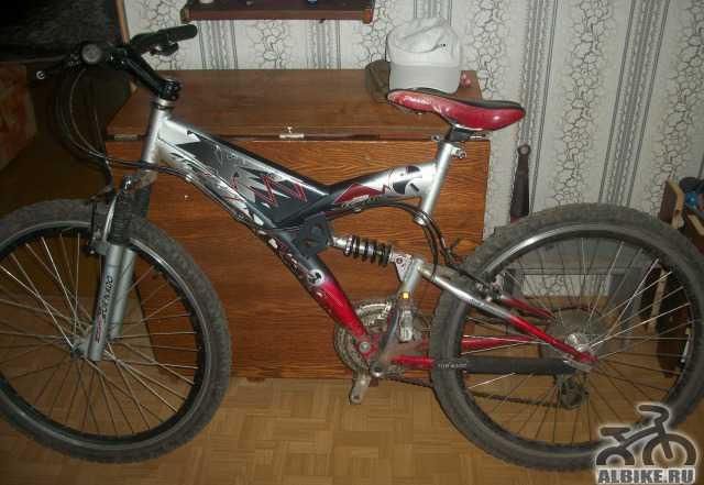 Велосипед Торнадо