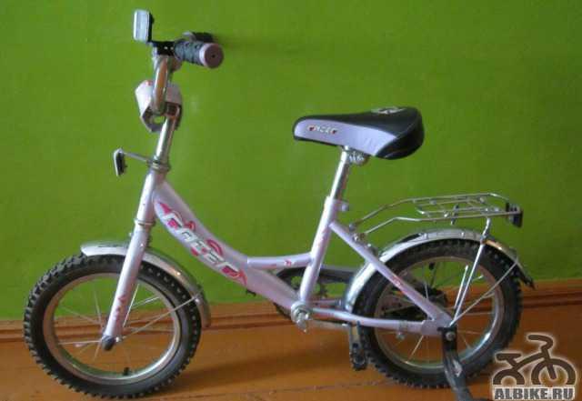 Велосипед Рейсер детский