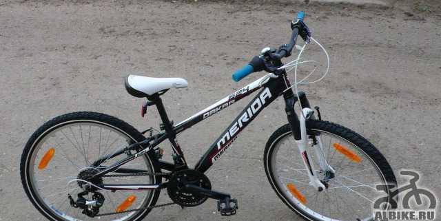 Детский велосипед колёса 24 дюйма