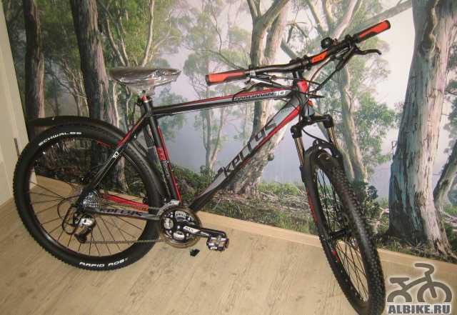 Горный велосипед Kellys Madman новый