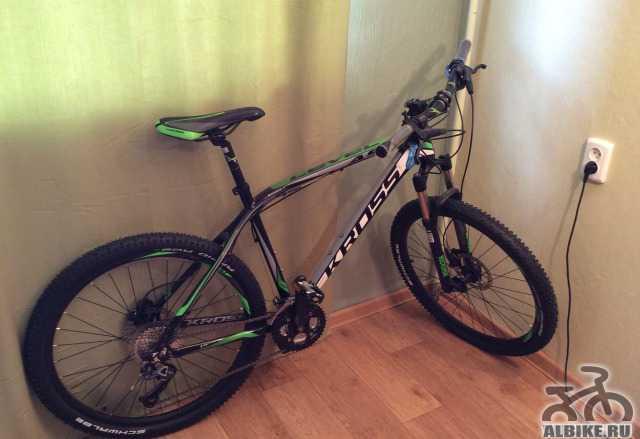 Велосипед Kross A5 новый (размер M)