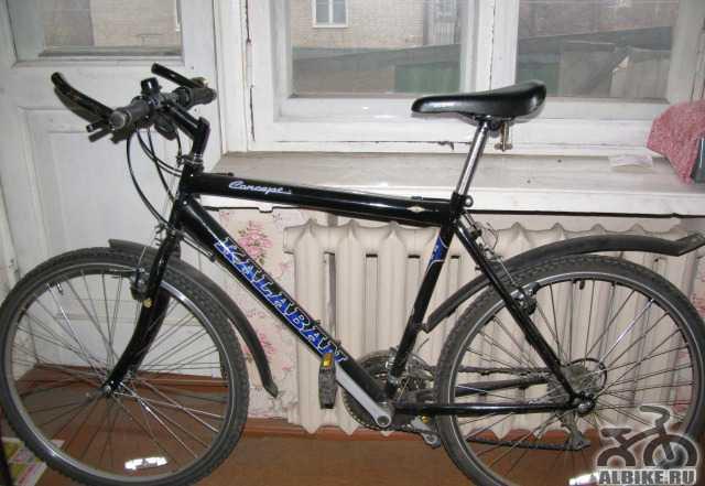 Продам горный велосипед б/у