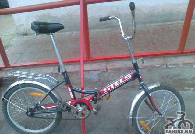 Велосипедь кама