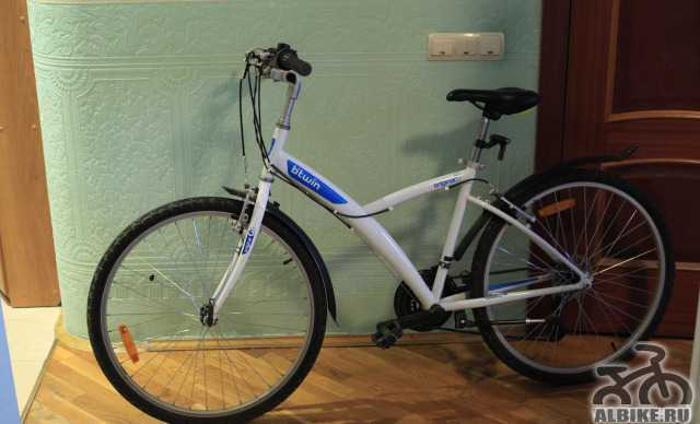 "Велосипед B""twin оригинал 3"