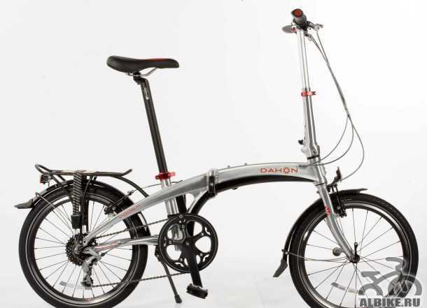 Dahon вигор P9, складной велосипед