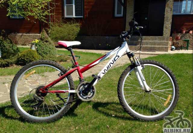 Продам велосипед для подростка Винд Кроссер