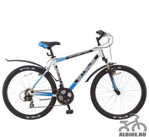 Велосипед Стелс Навигатор 600 V 26 (2015)