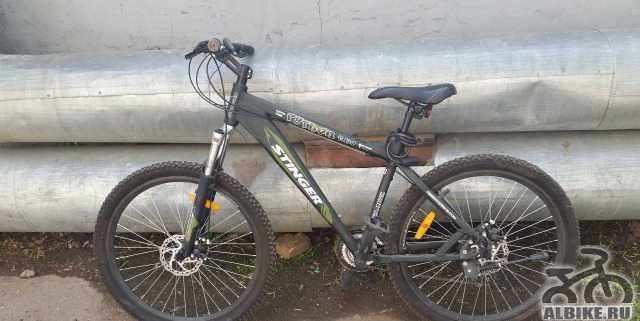 Горный велосипед Стингер Pithon R 130