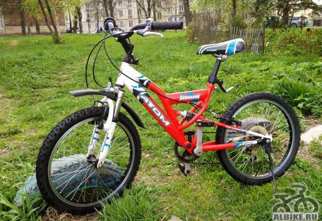 Велосипед детский г. Зеленоград