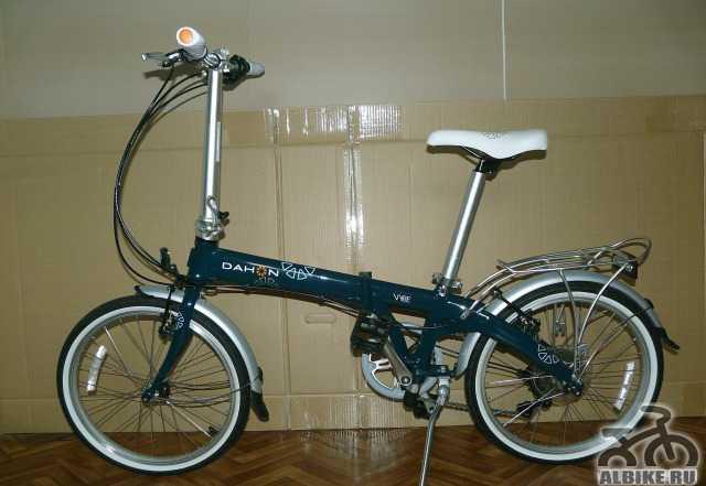Складной велосипед dahon Vybe C7A 2014