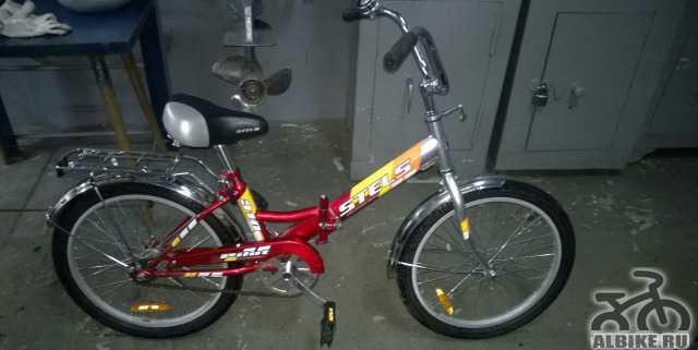 Продам Велосипед Стелс пилот 310 складной