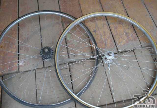 Продаю колеса к велосипеду старт шоссе