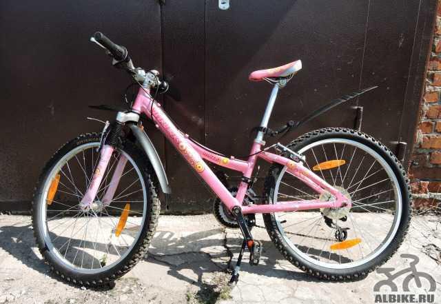 """Подростковый велосипед трек MT 200 girl""""S"""