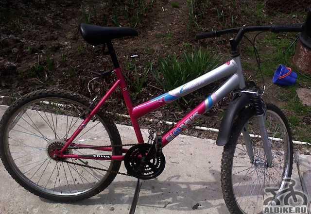 Горный велосипед на запчасти